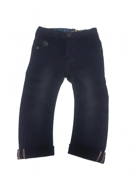 PANTALONI TAPERED FIT
