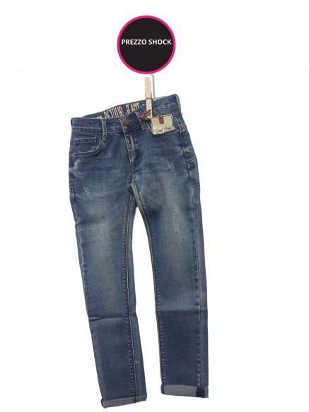 JEANS SLIM FIT ALLEGRA