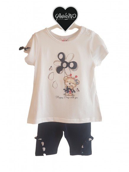 COMPLETO BABY T.SHIRT +...
